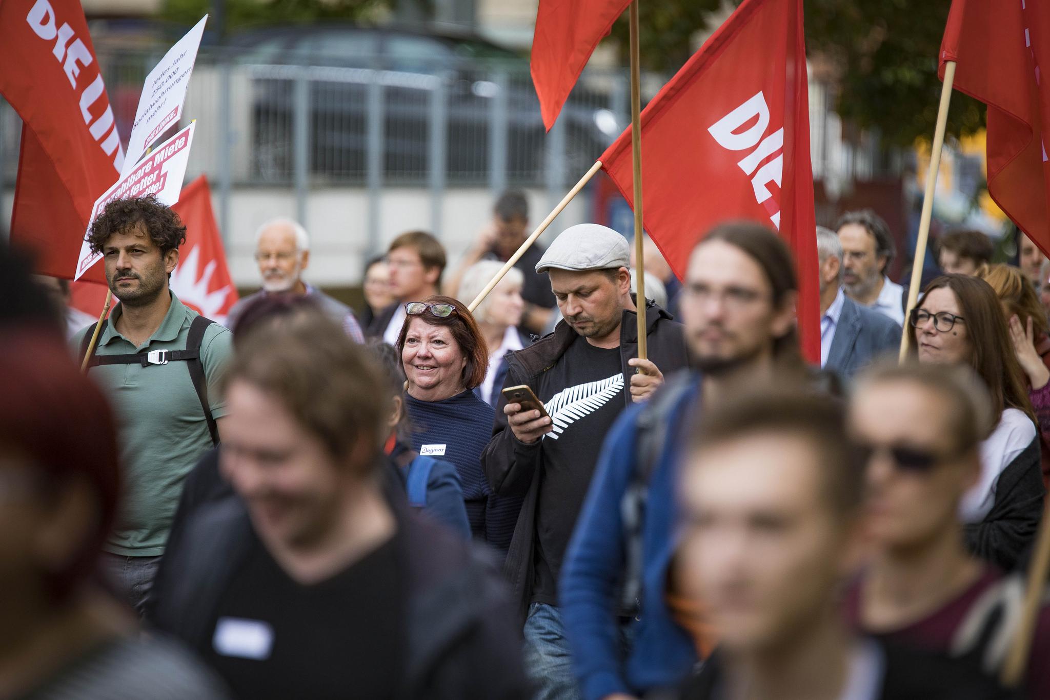 Linke In Bayern